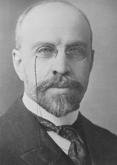 Dr. James Gray, 1910.