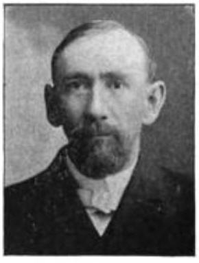 Reverend A. B. Pritchard, 1903.