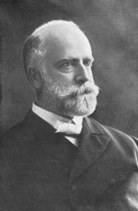 Reverend R. A. Torrey, 1907.