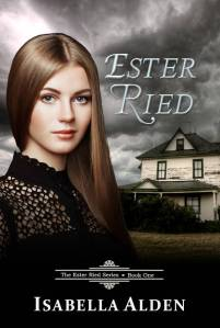 New cover for the 2016 release of Ester Ried