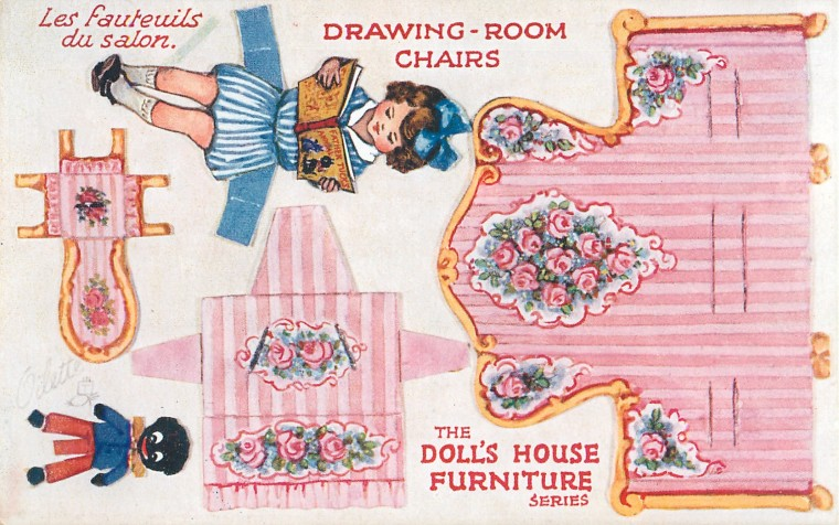Drawing room chairs