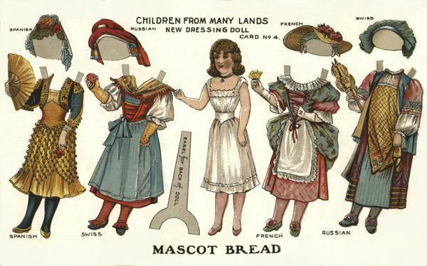 Mascot Bread_Many Lands ed