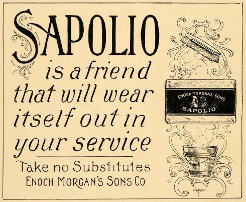 Sapolio 11