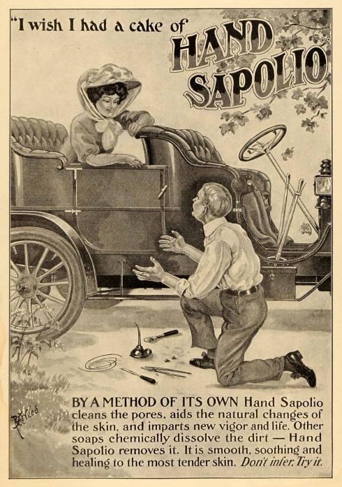 Sapolio 1909