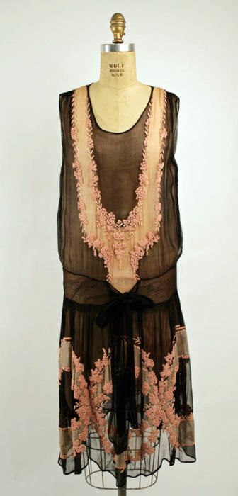 A 1920s dress, from Pinterest.com