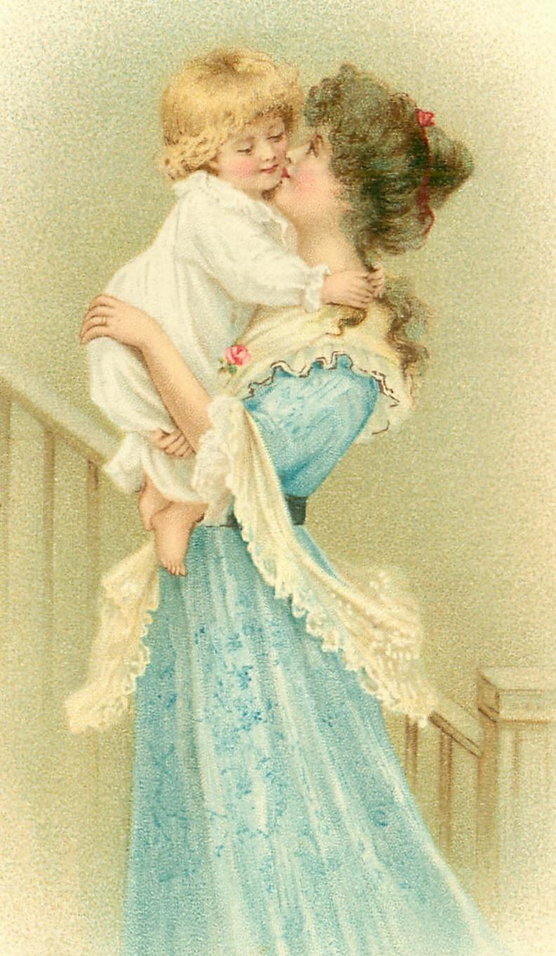 Frances-Brundage_Mother-and-child-1904
