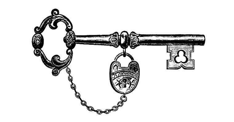 antique-key