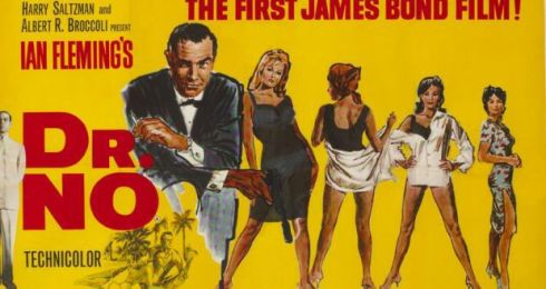 james bond erster film