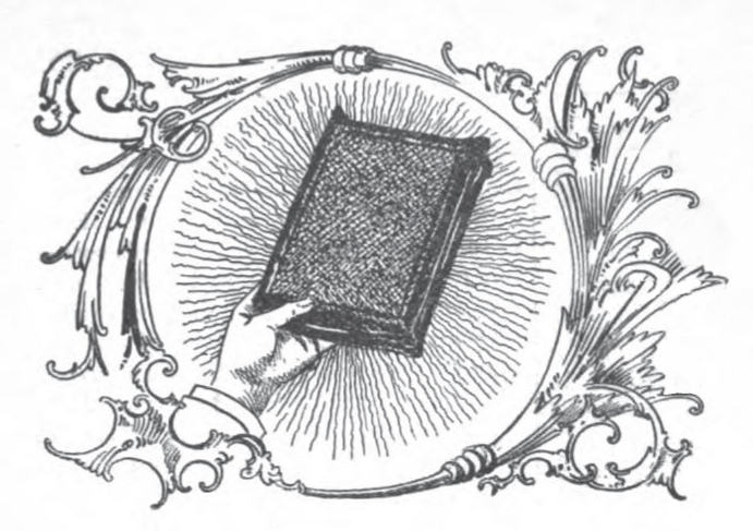 Illustration of hand holding the Bible.