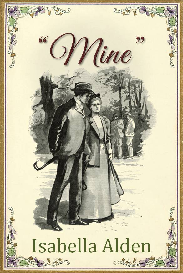 """Image of book cover for """"Mine."""""""